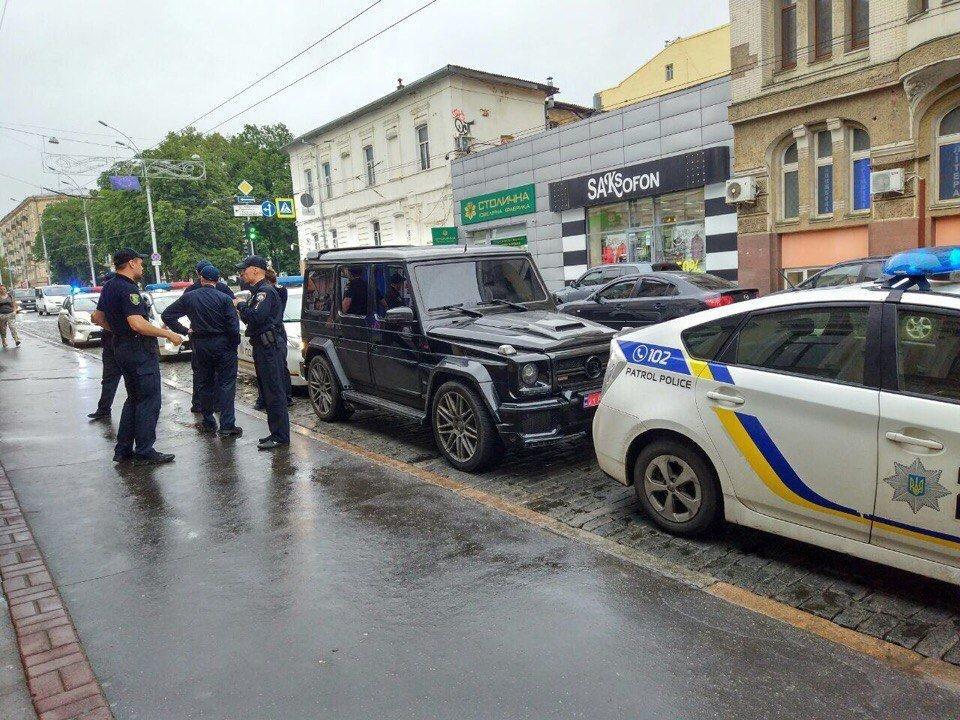 В Харькове сына экс-нардепа поймали пьяным за рулем (ФОТО) , фото-1