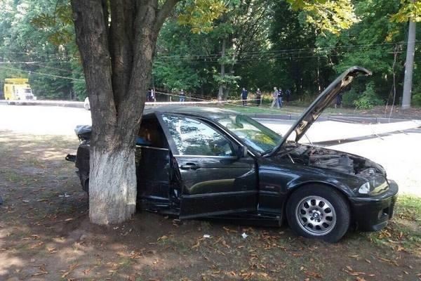 Смертельное ДТП на Деревянко: за рулем иномарки находился патрульный полицейский из Киева , фото-3