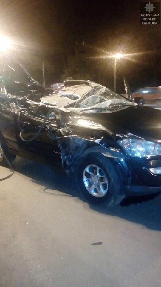"""На Белгородском шоссе столкнулись грузовик и """"легковушка"""": есть пострадавшие (ФОТО) , фото-3"""