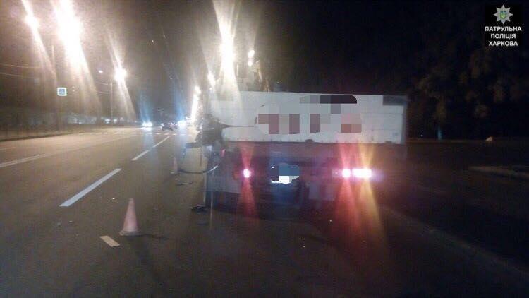 """На Белгородском шоссе столкнулись грузовик и """"легковушка"""": есть пострадавшие (ФОТО) , фото-1"""