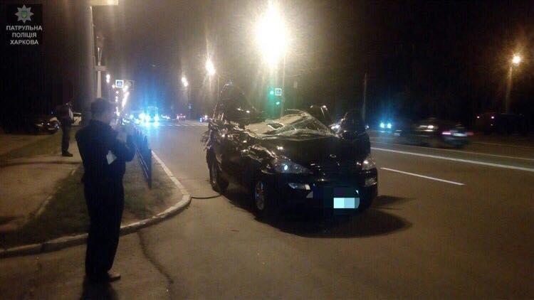 """На Белгородском шоссе столкнулись грузовик и """"легковушка"""": есть пострадавшие (ФОТО) , фото-2"""