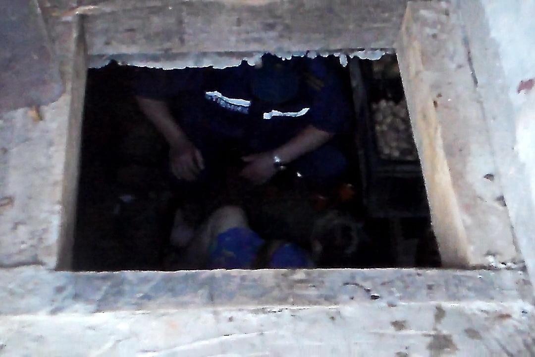 В Харьковской области пенсионерка упала в погреб и получила травму (ФОТО), фото-1