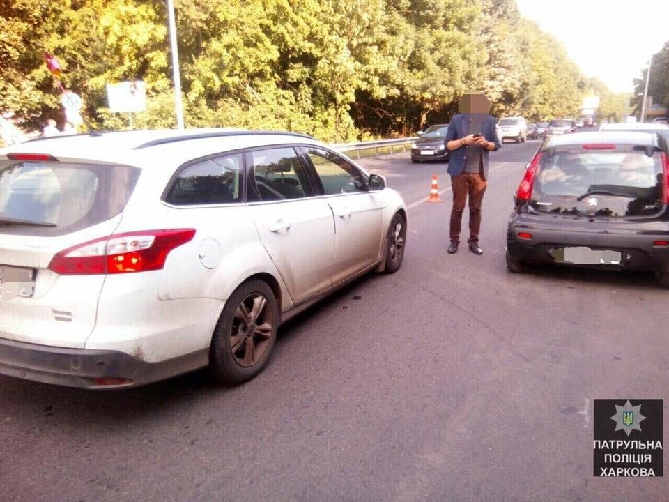 Тройное ДТП на окружной дороге: четыре человека в больнице (ФОТО), фото-2