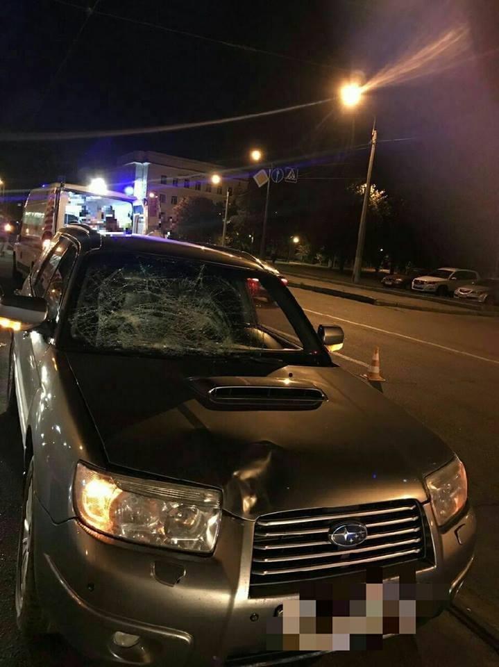 В Харькове водитель иномарки сбил пешехода: пострадавший в больнице (ФОТО), фото-1