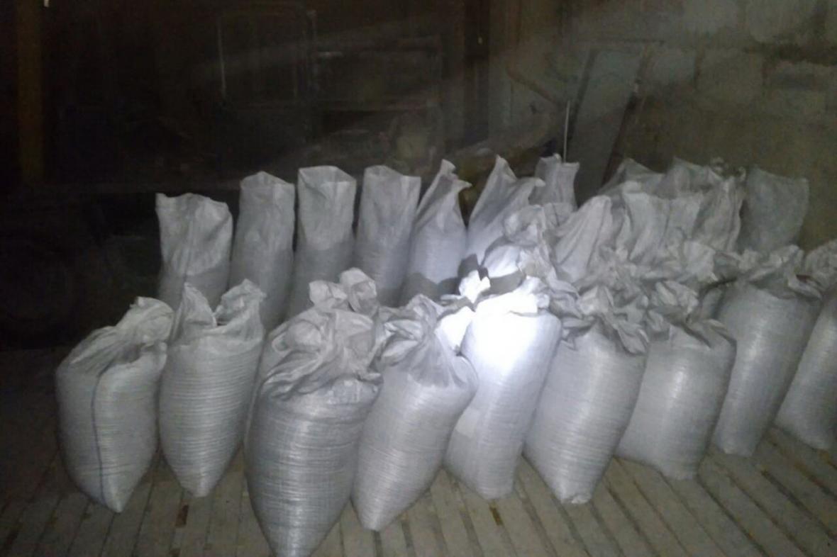 В Харькове горел склад с полипропиленом (ФОТО), фото-3