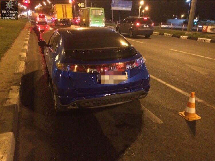 В ДТП на проспекте Гагарина пострадал один человек (ФОТО) , фото-1