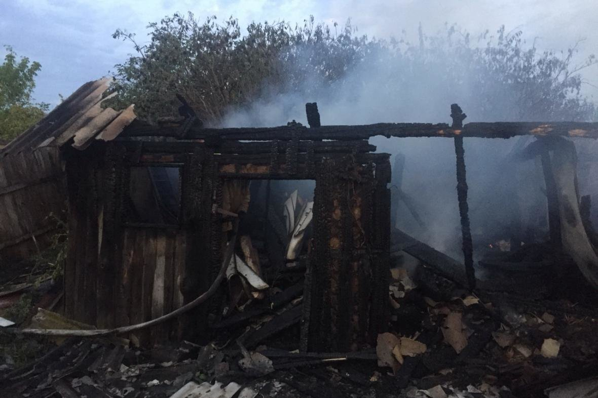 В Харьковской области пострадал мужчина, пытаясь потушить пожар (ФОТО), фото-2