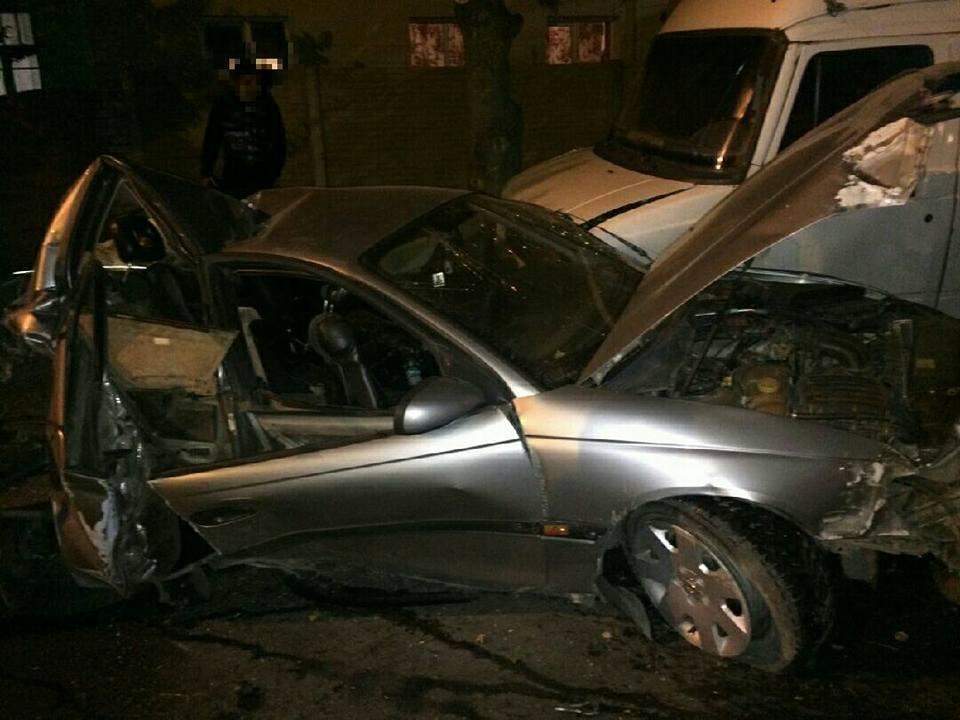 """В Харькове """"Mercedes"""" врезался в """"Opel"""": есть пострадавшие (ФОТО) , фото-2"""