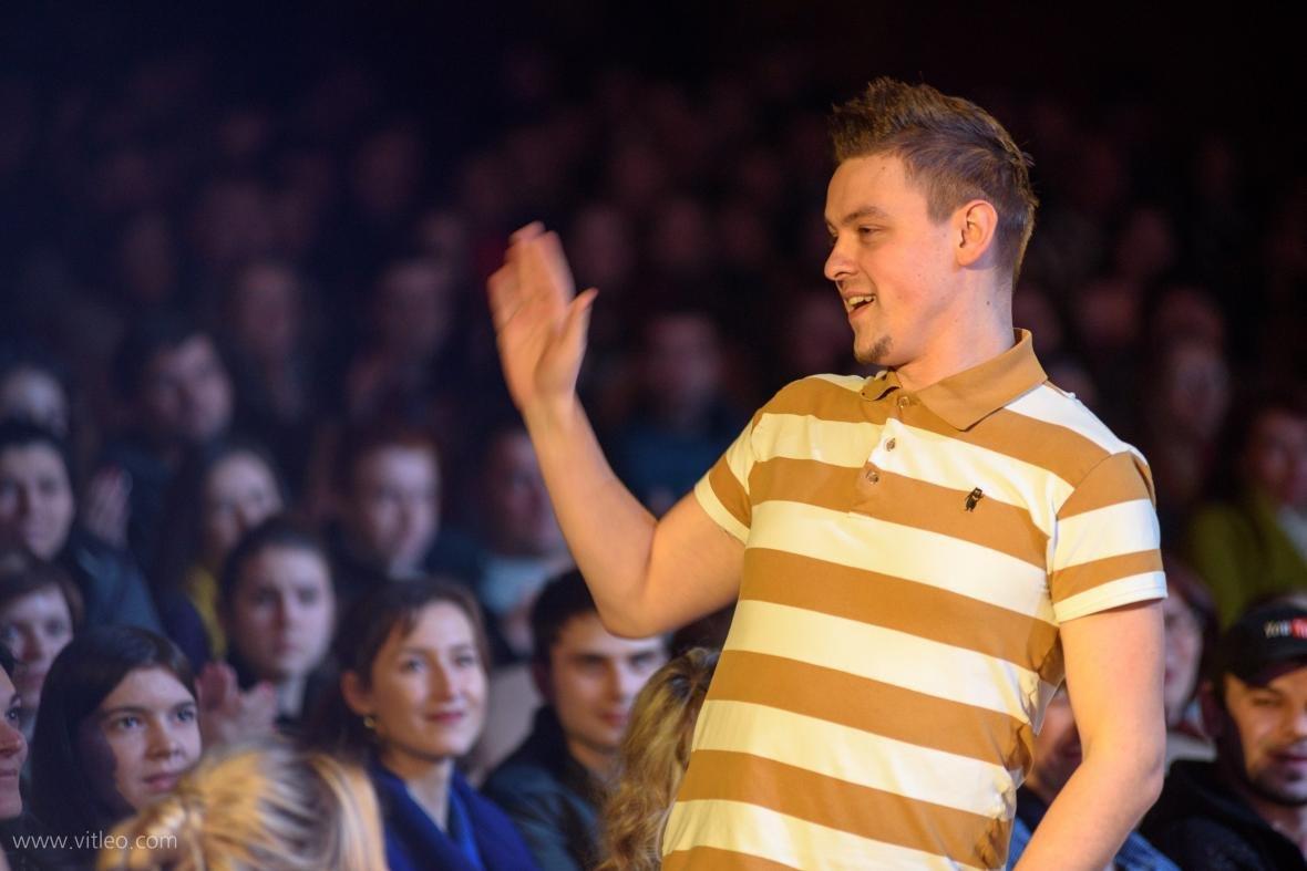 1/4 финала КВН Региональной Лиги «Vostok.UA» в Харькове, фото-3