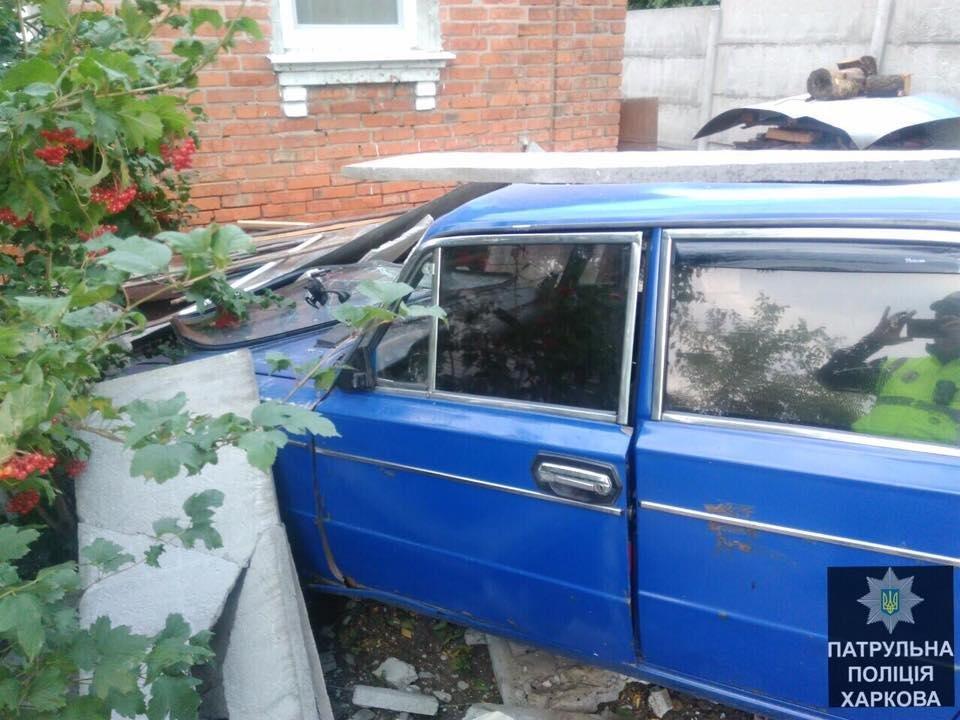 Авария с участием такси в Харькове: один человек в больнице (ФОТО) , фото-2