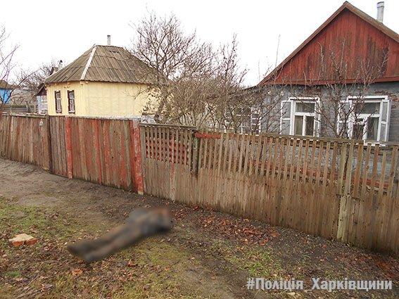 На Харьковщине пьяный мужчина убил знакомого и бросил тело на улице (ФОТО), фото-2