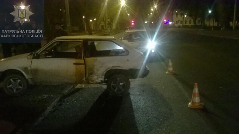 В Харькове столкнулись Lanos и ВАЗ: один человек в больнице (ФОТО), фото-2