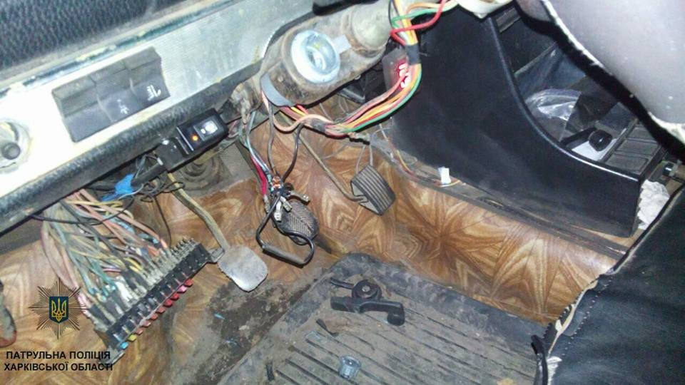 На Академика Павлова задержали водителя на угнанной машине, который устроил ДТП (ФОТО), фото-2