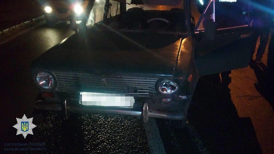 На Академика Павлова задержали водителя на угнанной машине, который устроил ДТП (ФОТО), фото-3