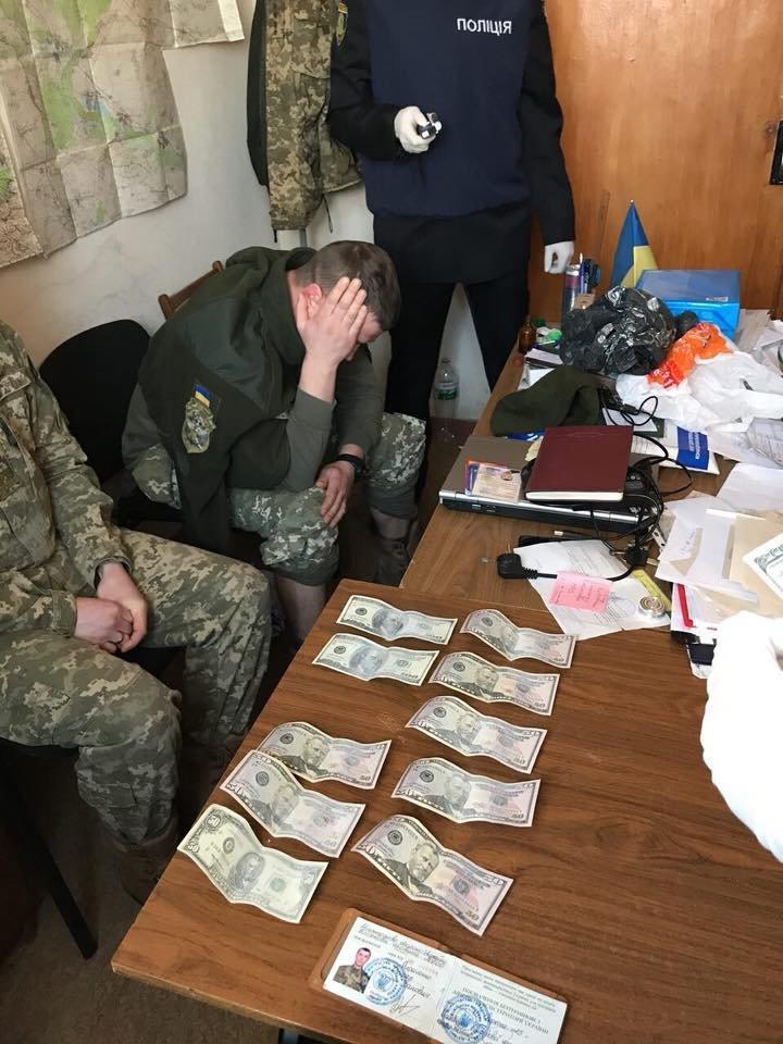 Офицера Чугуевского военкомата подозревают в получении взятки (ФОТО) , фото-2