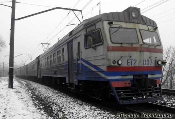 Под Харьковом мужчина попал под пассажирский поезд (ФОТО), фото-2