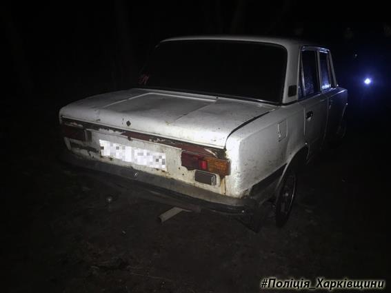 На Харьковщине задержали водителя, который сбил мужчину и сбежал (ФОТО), фото-2