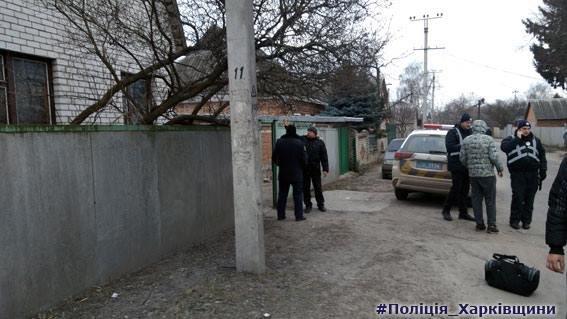 Под Харьковом мужчина открыл на улице стрельбу из автомата (ФОТО), фото-3