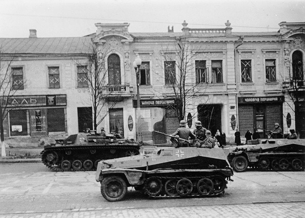 Назад в 41-й. Как Харьковский зоопарк пережил немецкую оккупацию (ФОТО), фото-1