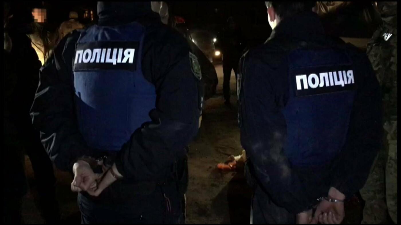 В Харькове задержали группу патрульных полицейских, которые вымогали у водителей взятки (ФОТО), фото-1