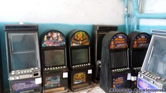 В Харьковской области прикрыли подпольный игровой салон (ФОТО) , фото-1