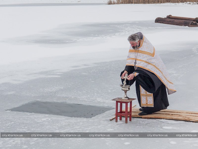 Воду, которая поступает в дома харьковчан, освятили (ФОТО) , фото-1