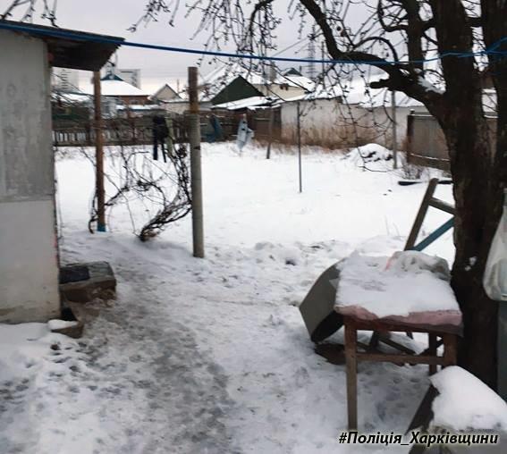 Харьковчанин забил ногами до смерти своего соседа (ФОТО), фото-1