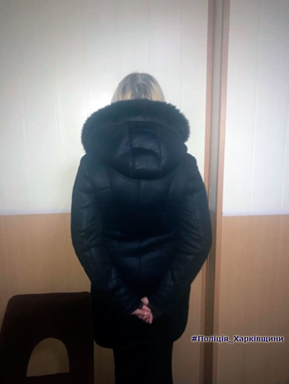 Харьковчанка ударила несовершеннолетнюю продавщицу топором по голове (ФОТО), фото-1