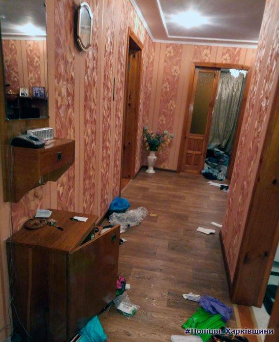 На Харьковщине избили и связали пенсионеров: грабители унесли двадцать тысяч гривен, фото-2