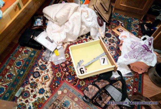На Харьковщине избили и связали пенсионеров: грабители унесли двадцать тысяч гривен, фото-3