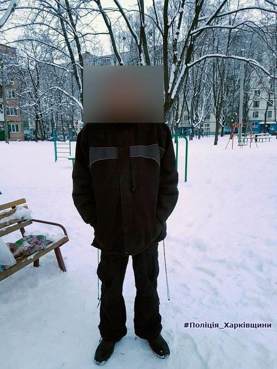 У харьковчанина на детской площадке изъяли сорок боеприпасов и гранату (ФОТО), фото-3