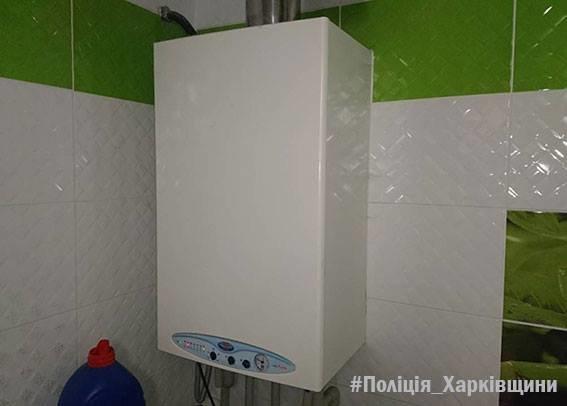 Отравление угарным газом: в Харькове погиб подросток, принимая душ (ФОТО), фото-1