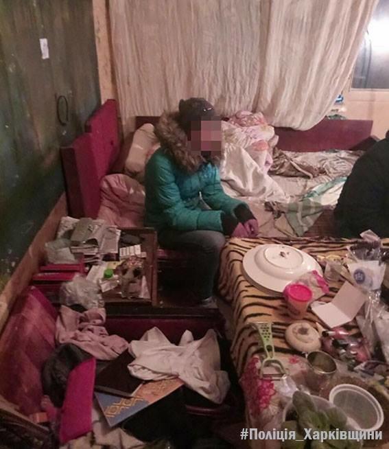На Харьковщине женщина устроила в доме наркопритон (ФОТО), фото-2