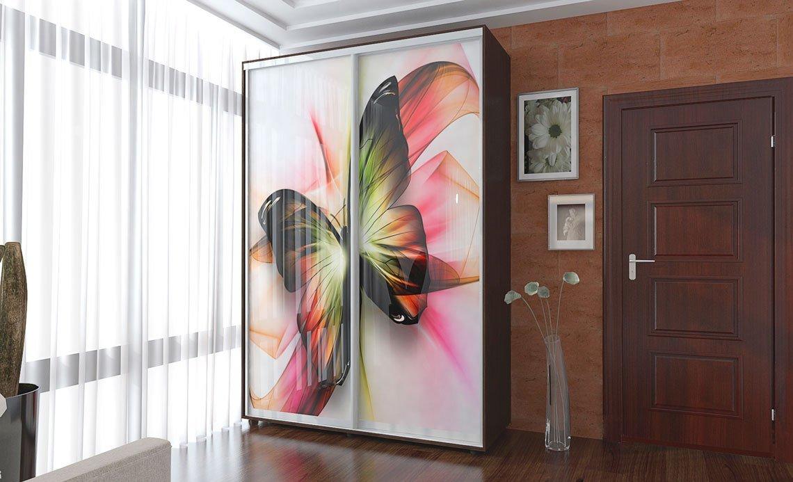 Шкафы-купе: виды оформления, советы по выбору, часто задаваемые вопросы покупателей, фото-5