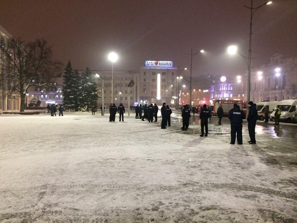 100-летие боя под Крутами: в Харькове прошло факельное шествие (ФОТО) , фото-2