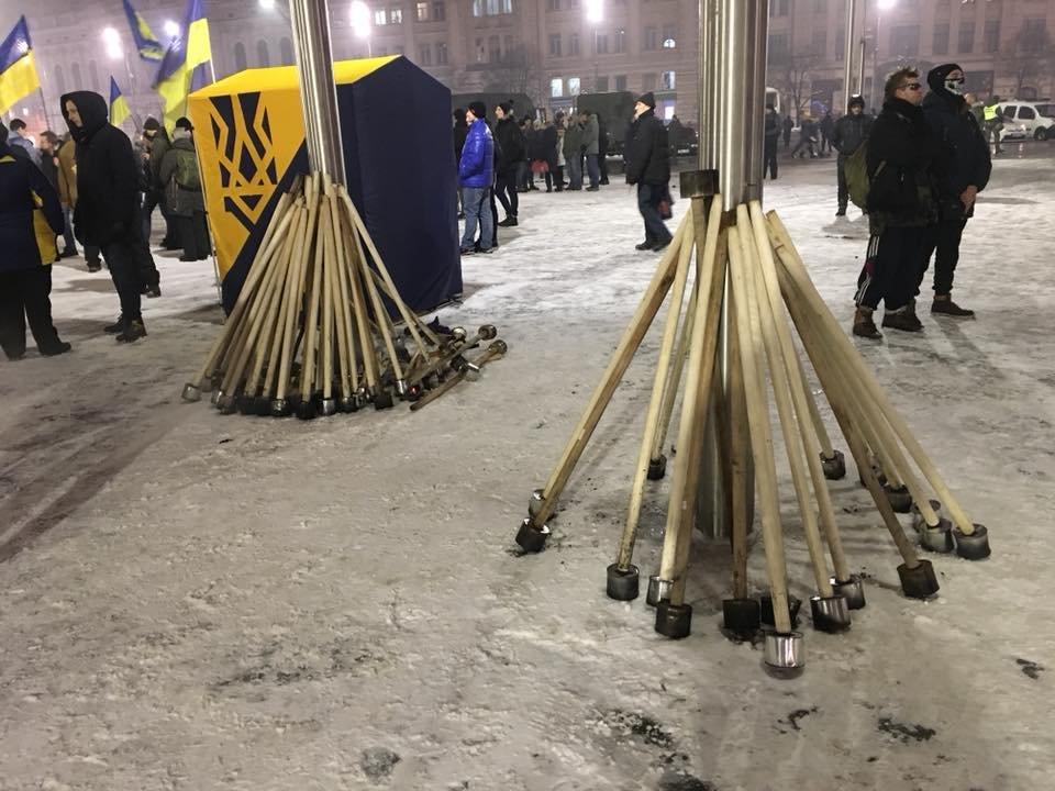 100-летие боя под Крутами: в Харькове прошло факельное шествие (ФОТО) , фото-5