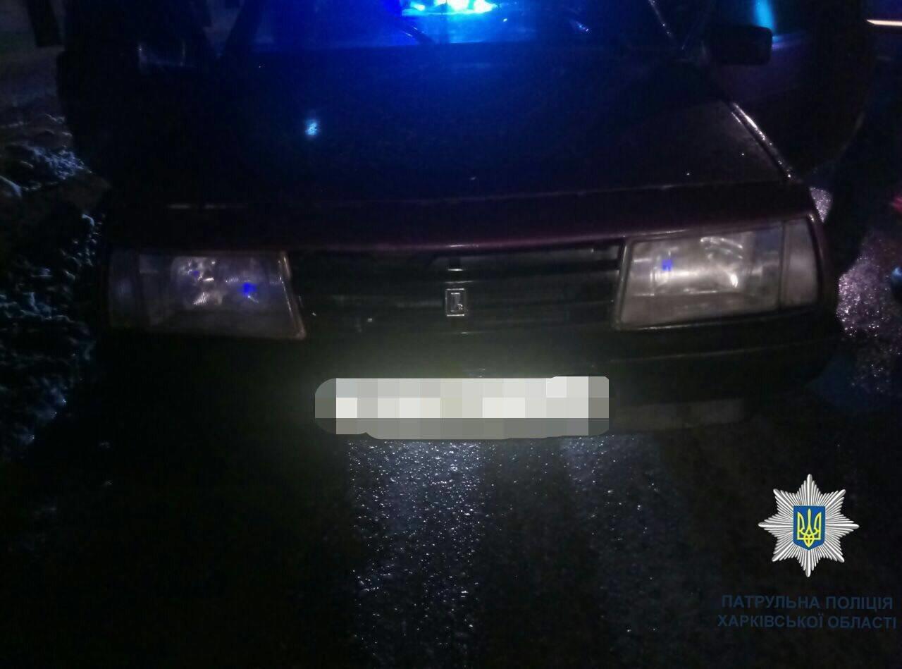 Ночью по Харькову разъезжал водитель без прав и с наркотиками (ФОТО) , фото-3