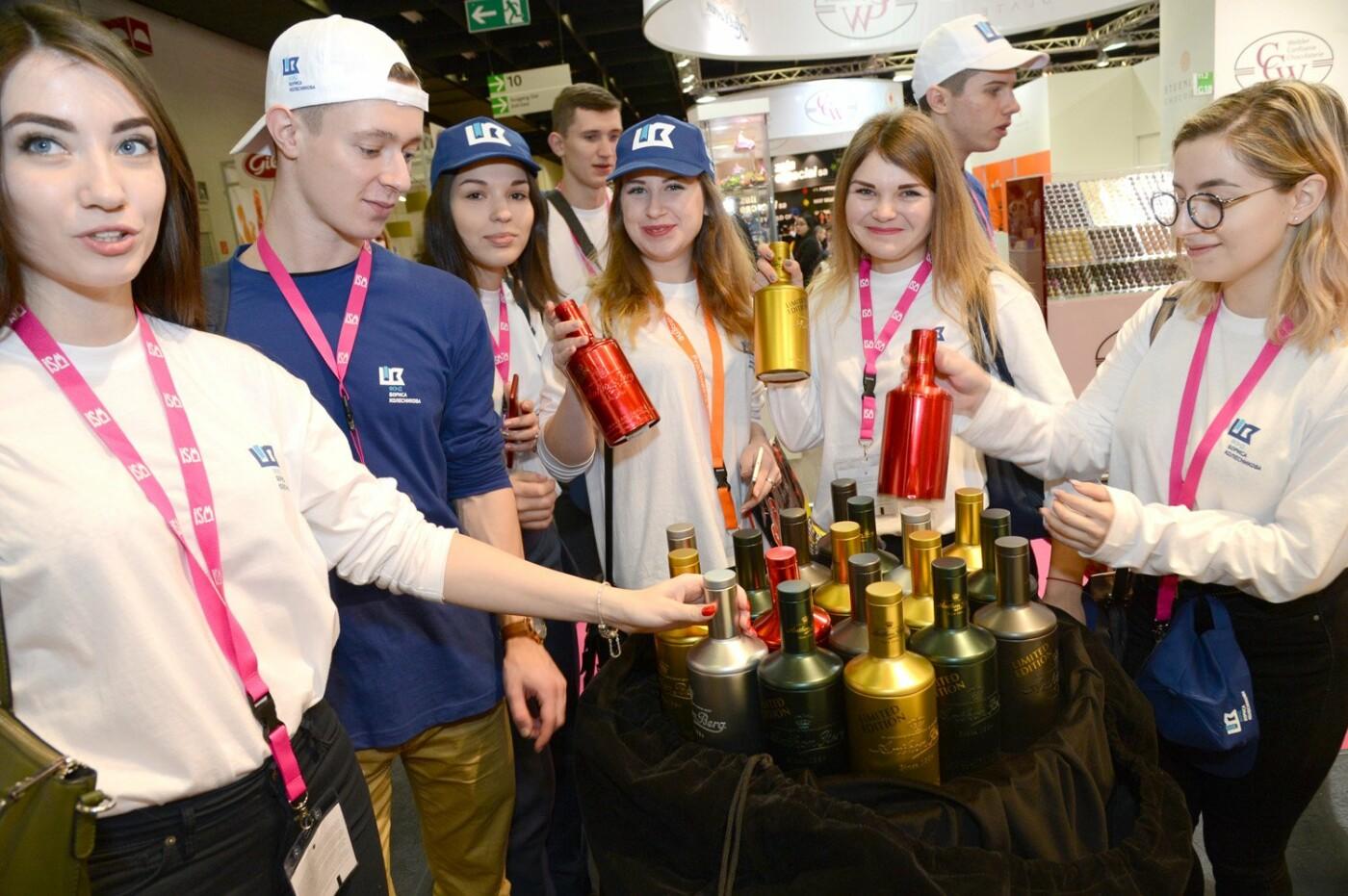 Харьковские студенты посетили крупнейший в мире кондитерский форум в Кельне, фото-2