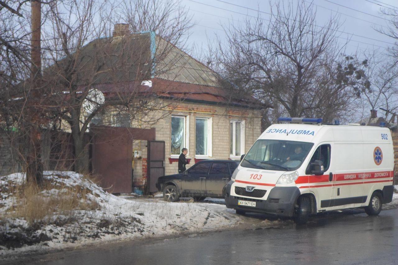 фото: Киевский отдел полиции