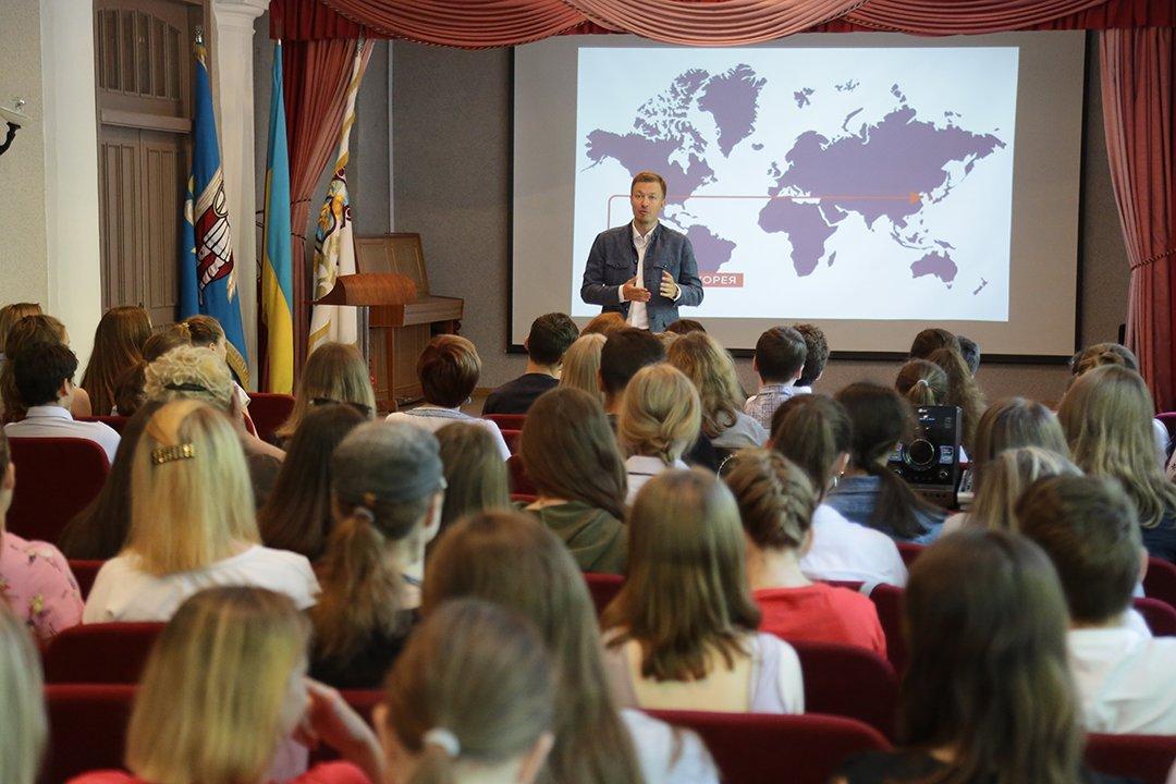 Андрей Николаенко: лучшая  защита для украинских детей  - это создание условий для их блестящего будущего в Украине, фото-1