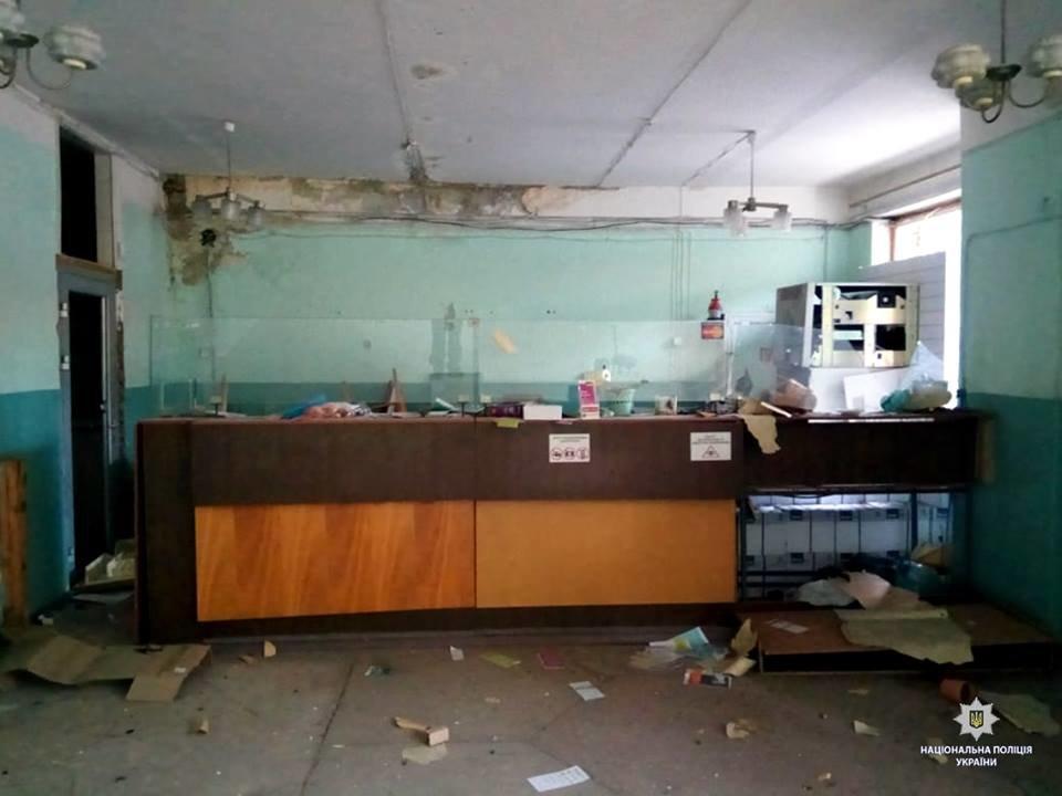 Ночью в Харькове неизвестные взорвали банкомат, - ФОТО, фото-1