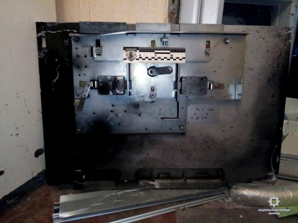 Ночью в Харькове неизвестные взорвали банкомат, - ФОТО, фото-2