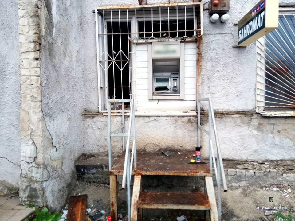Ночью в Харькове неизвестные взорвали банкомат, - ФОТО, фото-4