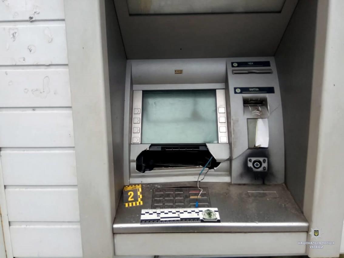 Ночью в Харькове неизвестные взорвали банкомат, - ФОТО, фото-3