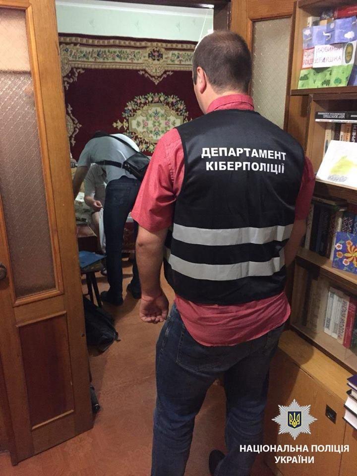 Киберполиция задержала харьковчанина, распространяющего детское порно, - ФОТО, фото-2