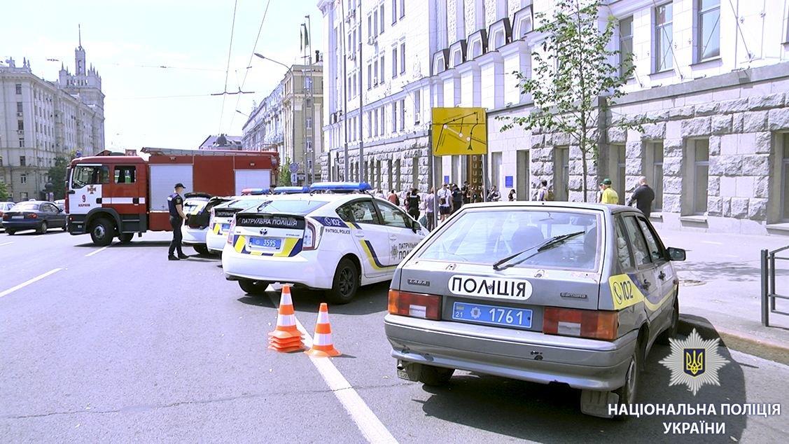 Во время потасовки в Харьковском горсовете пострадали две женщины, - ФОТО, фото-3