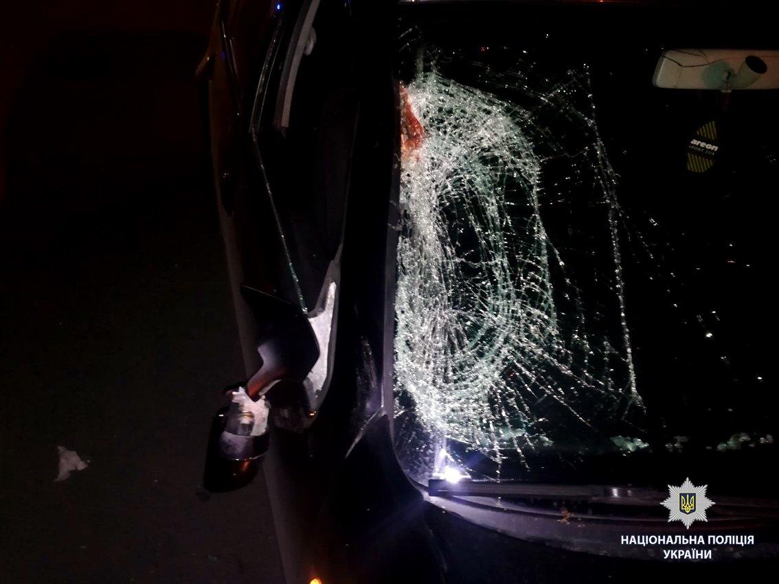 В Харькове иномарка сбила пешехода. Мужчина погиб, - ФОТО, фото-1