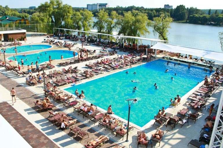 Открытые бассейны Харькова: где можно поплавать в городе, - ФОТО, фото-4