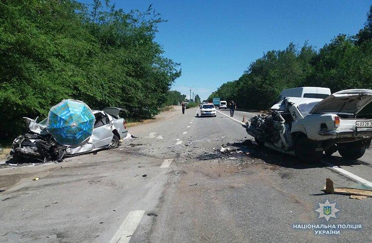 В Запорожской области в ДТП погибли три человека. Среди жертв есть харьковчанин, - ФОТО, фото-1