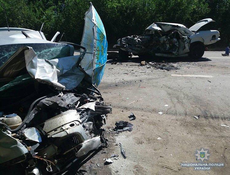 В Запорожской области в ДТП погибли три человека. Среди жертв есть харьковчанин, - ФОТО, фото-2